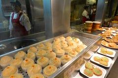 Shanghai - Chinese Dim sum dumplings food Royalty Free Stock Image