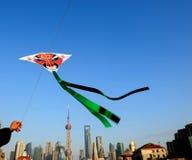 Shanghai and Chinese peking opera royalty free stock photos