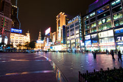 Shanghai City Royalty Free Stock Images