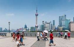 Shanghai city Royalty Free Stock Photo