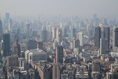 Shanghai city Royalty Free Stock Photography