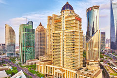 Shanghai city. Stock Image