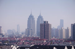 Shanghai City View Stock Image