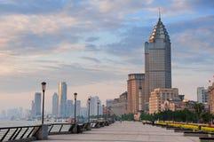 Shanghai cityscape Stock Image