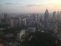 Shanghai de dijkmening royalty-vrije stock foto's