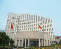 SHANGHAI - 15 DE NOVEMBRO: O quadrado do pessoa, Shanghai. Imagem de Stock Royalty Free