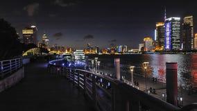 Shanghai den södra bunden royaltyfria foton