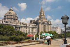 Shanghai - die Promenade - China Lizenzfreie Stockfotografie