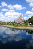 Shanghai Disney Castle Stock Photos