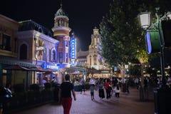 Shanghai Disneyland in Shanghai, China royalty-vrije stock afbeeldingen