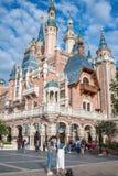 Shanghai Disneyland a Shanghai, Cina fotografia stock