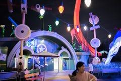 Shanghai Disneyland a Shanghai, Cina immagine stock