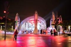 Shanghai Disneyland a Shanghai, Cina immagini stock