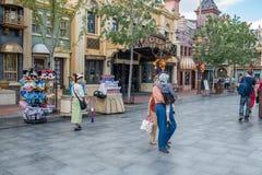 Shanghai Disneyland i Shanghai, Kina royaltyfria bilder