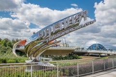 Shanghai Disneyland i Shanghai, Kina arkivfoton