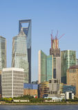 Shanghai downtown Stock Image