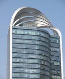 Shanghai downtown. Buildings at Shanghai Stock Photography