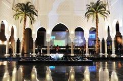 Shanghai Expo Marokko van 2010 Paviljoen Stock Fotografie