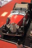 Shanghai expoutställning av Mercedes-Benz lyxiga bosatta klassiska bilar Royaltyfri Fotografi
