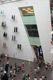shanghai för expoitaly paviljong värld arkivbilder