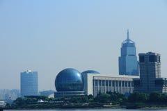 ŒShanghai för Shanghai landmarkï¼ Bund Royaltyfri Fotografi