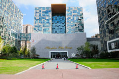 Shanghai Film Museum Building Royalty Free Stock Photos