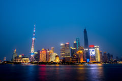 Shanghai Royalty Free Stock Photography