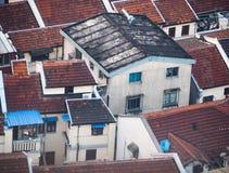 Shanghai-Franzose-Zugeständnis Stockbild