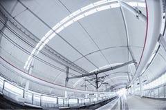 Shanghai gångtunnelstation Royaltyfri Fotografi