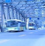 Shanghai Garden Bridge Stock Image
