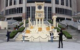Shanghai, grande ingresso 66 tenuto  Fotografia Stock Libera da Diritti