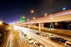 Shanghai highway Stock Photos