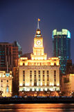 Shanghai historic architecture Royalty Free Stock Photography