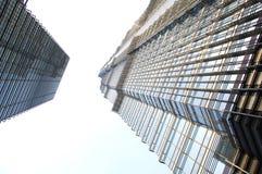Shanghai-Hochhaus Lizenzfreie Stockfotos