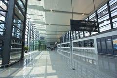 Shanghai Hongqiao Airport Stock Image