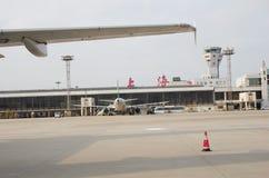 Shanghai Hongqiao International Airport Royalty Free Stock Image