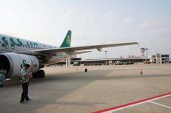 Shanghai Hongqiao International Airport Royalty Free Stock Photos