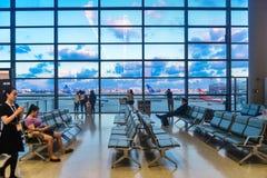 Free Shanghai Hongqiao International Airport Terminal Royalty Free Stock Photo - 124304515