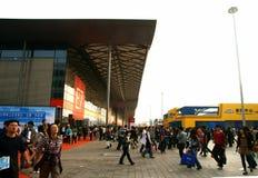 Shanghai international auto show Royalty Free Stock Image