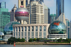 Shanghai International Convention Center Stock Photography