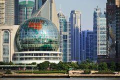 Shanghai International Convention Center Royalty Free Stock Photography
