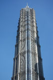 Shanghai jinmao tower Stock Photography
