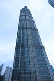 Shanghai jinmao tower Royalty Free Stock Image