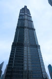 Shanghai jinmao tower Royalty Free Stock Photography