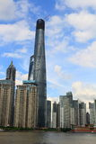 Shanghai landmark�Shanghai Tower Stock Photo