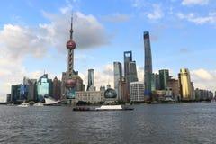 Shanghai  landmark Royalty Free Stock Images