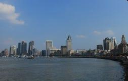 Shanghai landmark Royalty Free Stock Photos