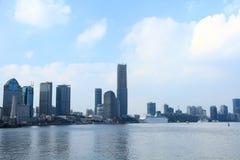 Shanghai landmark Royalty Free Stock Photo