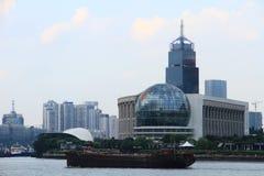 Shanghai landmark Royalty Free Stock Image