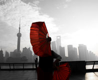 Shanghai life Royalty Free Stock Photography